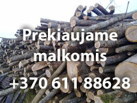 Parduodu malkas Kaune